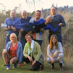 Team von Bettina Müller