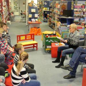 Vorlesetag in Büdingen