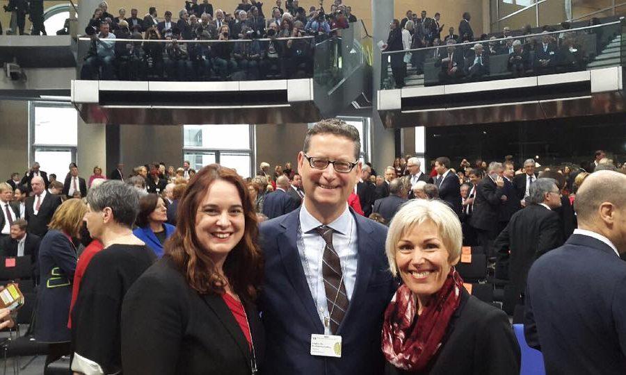 Lisa Gnadl, Thorsten Schäfer-Gümbel, Bettina Müller