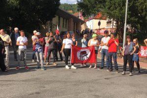 Demo Gelnhausen bleibt bunt