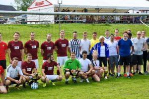 Teilnehmer des Bettina Müller Cup