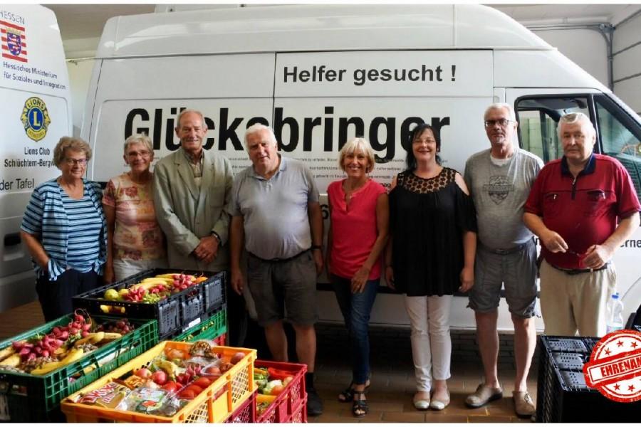 Bettina Müller (SPD) besucht im Rahmen ihrer Sommertour die Tafel im ...